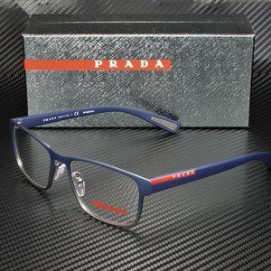 Prada Men's Blue Gradient Eyeglasses!